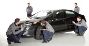Последствия проведения автомобильной экспертизы. Последовательность экспертизы